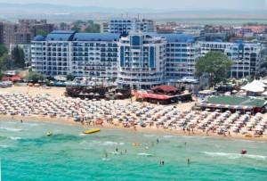 chaika beach resort_nyaralás bulgáriában