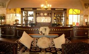 Victoria Palace recepció