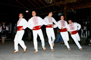 néptánc nyaralás Bulgáriában