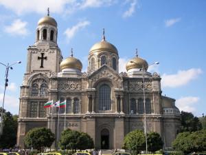 Várna katedrális nyaralás Bulgáriában