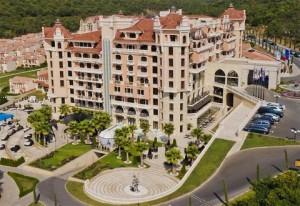 Royal Castle_látkép_bulgária_nyaralás