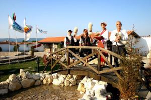 nyaralás Bulgáriában bolgár falu