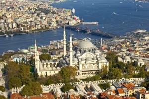 istambul felülről